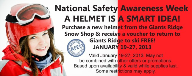 National Safety Awareness Week